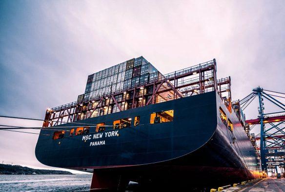 Port infrastructures